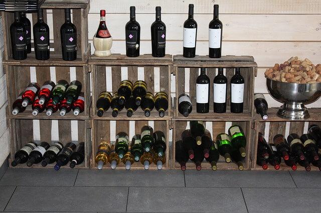 botelleros de vino baratos