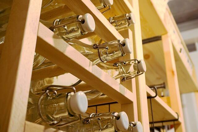 botelleros de madera ofertas y palets